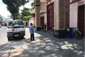 Phát hiện người đàn ông tử vong trên xe xích lô ở TP.HCM