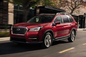Subaru Evoltis 2021 - đối thủ Hyundai Palisade sắp về Việt Nam