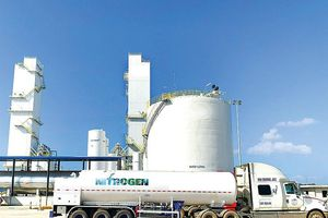 Sản xuất khí công nghiệp: An toàn là trên hết
