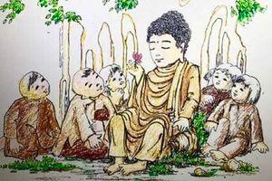 Từ những trang kinh: Phật dạy thiếu nhi không nói dối