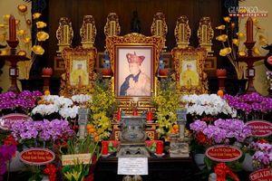Tưởng niệm 25 năm ngày Thượng tọa Thích Minh Phát viên tịch tại tổ đình Ấn Quang