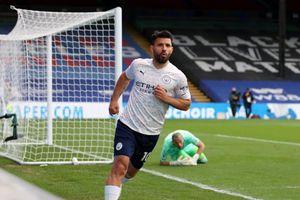 Đánh bại Crystal Palace, Man City đếm ngày lên ngôi vô địch Premier League