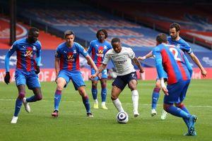 Kết quả Ngoại Hạng Anh: Đánh bại Crystal Palace, Man City chờ vô địch sớm