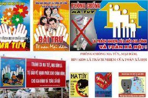 Triển khai một số nhiệm vụ trọng tâm phòng, chống HIV/AIDS, ma túy, mại dâm