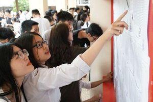 Học sinh không bị hạn chế số lượng nguyện vọng xét tuyển đại học