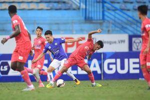 'Chỉ giành kết quả hòa có nghĩa là Hà Nội FC đã thua'