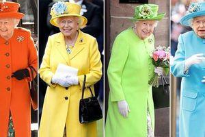 Nữ hoàng Anh được tôn vinh là 'biểu tượng thời trang', tại sao bà luôn mặc màu rực rỡ?