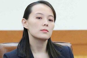 Em gái ông Kim Jong-un lên tiếng chỉ trích Hàn Quốc