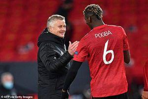 MU chuẩn bị hai kế hoạch cho Paul Pogba