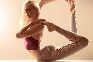 Nữ HLV yoga nổi tiếng thế giới