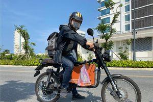 Tôi có hành trình dài 165 km trong 12 giờ bằng xe máy điện Dat Bike