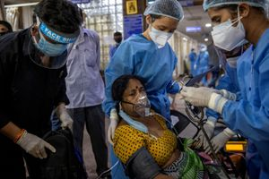 Ấn Độ cầu cứu, thế giới trả lời