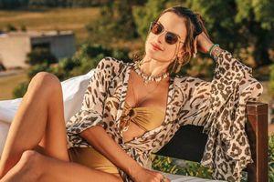 Siêu mẫu Alessandra Ambrosio công khai bạn trai mới