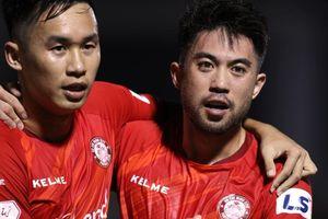 Lee Nguyễn lập cú đúp trong trận thắng của CLB TP.HCM