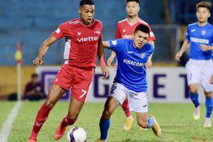 Lịch thi đấu vòng 12 V-League
