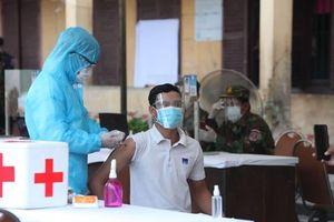 Phnom Penh nỗ lực dập dịch Covid-19 tại những 'Khu vực đỏ'