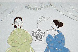 Xuất thân đặc biệt của cung phi triều Nguyễn