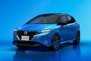 Nissan Note 2021 sắp ra mắt tại Việt Nam, 'đấu' VinFast VF e34?