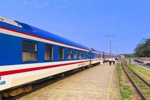 Tăng cường tàu khách tuyến Bắc - Nam trong dịp hè