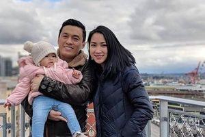 Vợ trẻ của Lam Trường tiết lộ quá trình sinh con sau khi 'thả' 2 năm nhưng không 'dính'