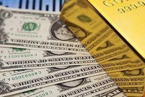 USD tăng trở lại khiến vàng kém hấp dẫn?