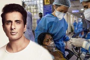 Nam diễn viên Ấn Độ ám ảnh bởi những cuộc gọi cầu cứu của người dân mắc COVID-19