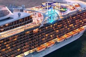 Tàu du lịch lớn nhất của Royal Caribbean sẽ đến Trung Quốc vào năm 2022