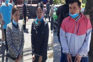 Bắt giữ nhóm 'nữ quái' chuyên móc túi du khách ở chợ đêm Đà Lạt