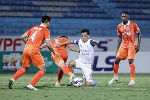 Trực tiếp vòng 12 V-League: Nóng bỏng tốp cuối