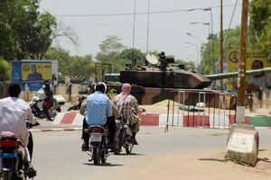 Chính quyền quân sự Cộng hòa Chad dỡ bỏ lệnh giới nghiêm