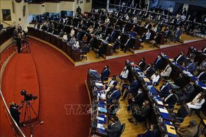 El Salvador rơi vào khủng hoảng chính trị