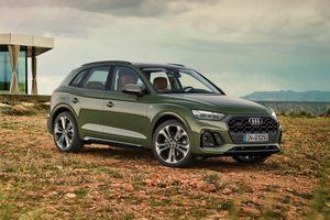 Chi tiết Audi Q5 2021 chuẩn bị ra mắt ở Việt Nam