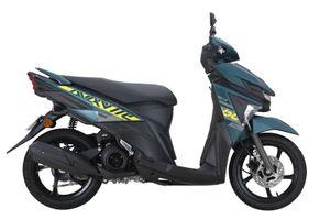 Yamaha giới thiệu xe ga 125 phân khối, giá hơn 27 triệu đồng