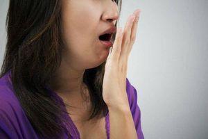 Hôi miệng nặng làm thế nào để chữa trị?