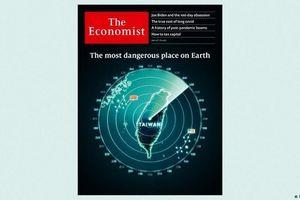 The Economist: 'Đài Loan là nơi nguy hiểm nhất thế giới' gây nên sóng gió