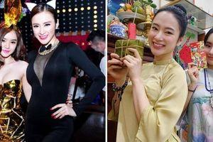 Từng cùng 'nổi loạn', Angela Phương Trinh và em gái lại cùng 'lột xác'