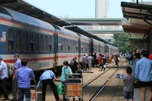 Đường sắt sẽ chạy thêm nhiều tàu tuyến Bắc-Nam dịp hè