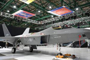 Hàn Quốc 'trình làng' máy bay chiến đấu thế hệ 4 ++ KF-21 Boramae mới
