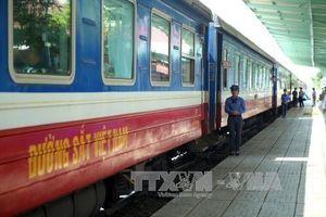 Đường sắt sẽ chạy thêm nhiều tàu khách tuyến Bắc-Nam trong dịp hè