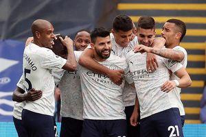 Man City vô địch Ngoại hạng Anh sớm 4 vòng nếu MU thua Liverpool