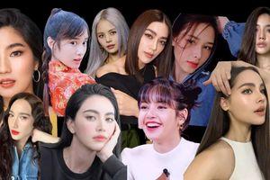 TOP 10 sao nữ Thái Lan có nhiều người theo dõi hơn trên Instagram trong tháng 4: Lisa vẫn là đỉnh nhất!