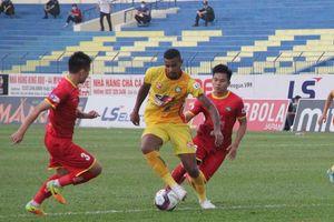 Giành chiến thắng trong trận derby Bắc Trung Bộ, Đông Á Thanh Hóa vươn lên vị trí thứ 5