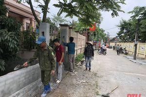 'Dân vận khéo' trong xây dựng nông thôn mới ở huyện Thiệu Hóa