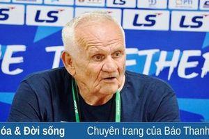 HLV Petrovic: Đông Á Thanh Hóa chiến thắng trận quan trọng nhất từ đầu mùa giải