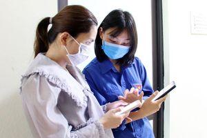 Việt Yên: Yêu cầu công nhân trở lại địa phương sau nghỉ lễ phải khai báo y tế