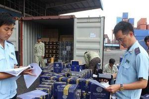 Ngành Hải quan: Thu ngân 63 tỷ đồng từ hoạt động chống buôn lậu
