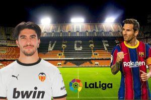 Dự đoán kết quả, đội hình xuất phát trận Valencia – Barca