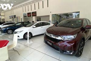 Triệu hồi gần 28.000 xe ô tô Honda tại Việt Nam do lỗi bơm nhiên liệu