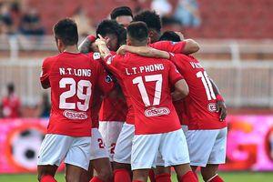Kết quả V-League: Lee Nguyễn lập cú đúp, CLB TP.HCM thắng đậm Hải Phòng