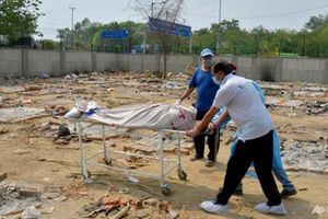 Ấn Độ phạt quan chức để thiếu hụt trang bị y tế